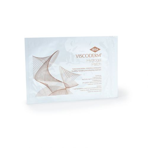 Maschera idratante IBSA Viscoderm Hydrogel Patch