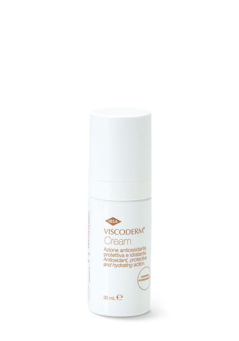 Crema anti età riparativa e idratante IBSA Viscoderm Cream